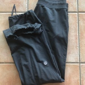 Lululemon dance studio sweat pants